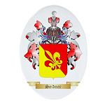 Seidner Oval Ornament