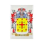 Seguret Rectangle Magnet (100 pack)