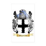 Segoviano Sticker (Rectangle 10 pk)