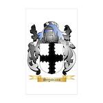 Segoviano Sticker (Rectangle 50 pk)