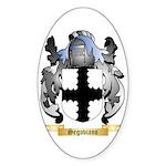 Segoviano Sticker (Oval 50 pk)