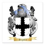 Segovia Square Car Magnet 3