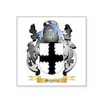 Segovia Square Sticker 3