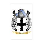 Segovia Sticker (Rectangle 50 pk)