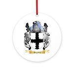 Segovia Round Ornament