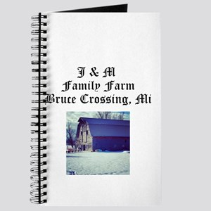 J M Family Farm Journal