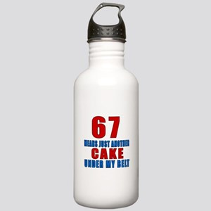 67 Another Cake Under Stainless Water Bottle 1.0L