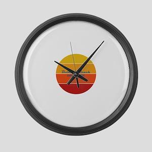 Delaware - Bethany Beach Large Wall Clock