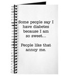 Diabetes Humor Journal