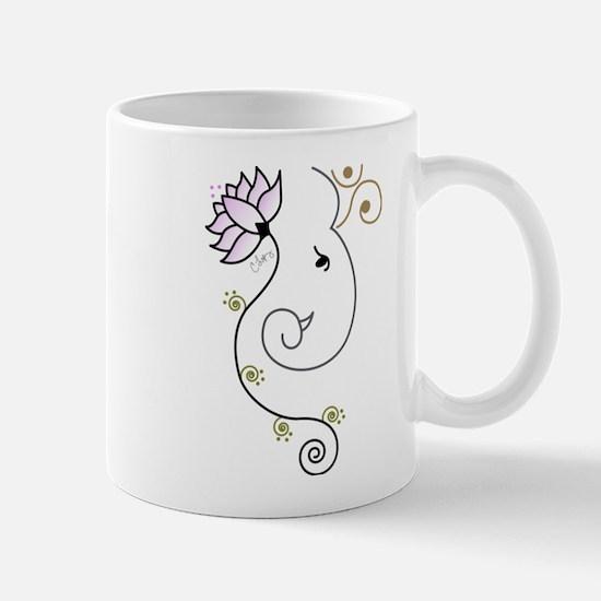 Ohm Ganesha Mugs