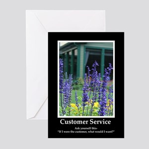 Customer Service Greeting Cards (Pk of 20)