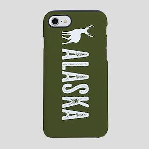 Deer: Alaska iPhone 8/7 Tough Case