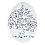 Friends of Zumwalt Park Oval Ornament