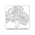 Friends of Zumwalt Park Sticker
