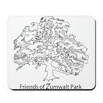Friends of Zumwalt Park Mousepad