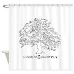 Friends of Zumwalt Park Shower Curtain