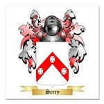 Seery Square Car Magnet 3