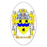 Seelye Sticker (Oval 50 pk)
