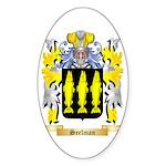 Seelman Sticker (Oval 10 pk)