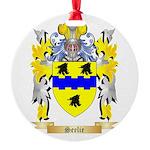 Seelie Round Ornament