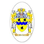 Seeley Sticker (Oval 10 pk)