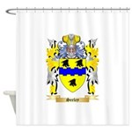 Seeley Shower Curtain