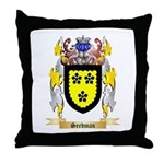 Seedman Throw Pillow