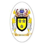 Sedon Sticker (Oval 10 pk)