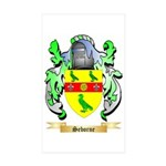 Seborne Sticker (Rectangle 50 pk)