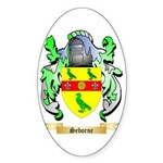 Seborne Sticker (Oval 50 pk)