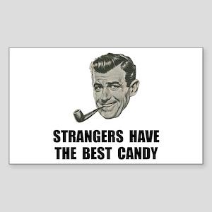 Strangers Best Candy Sticker