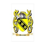 Searson Sticker (Rectangle 50 pk)