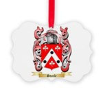 Searle Picture Ornament