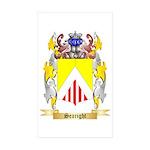 Searight Sticker (Rectangle 50 pk)