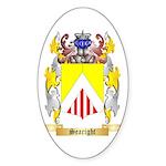 Searight Sticker (Oval 50 pk)