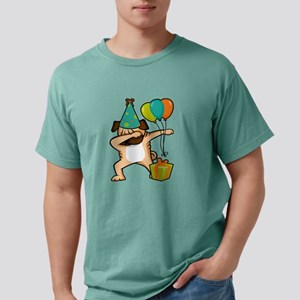 Dabbing Birthday Pug T-Shirt