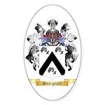 Seargeant Sticker (Oval 50 pk)
