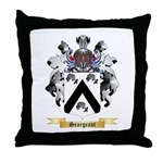 Seargeant Throw Pillow