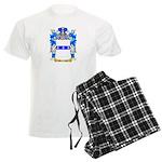 Searfass Men's Light Pajamas
