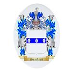 Searfass Oval Ornament
