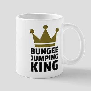 Bungee jumping king Mug