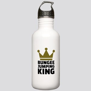 Bungee jumping king Stainless Water Bottle 1.0L