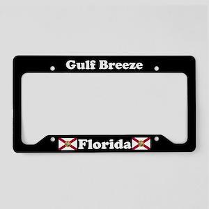 Gulf Breeze, FL License Plate Holder