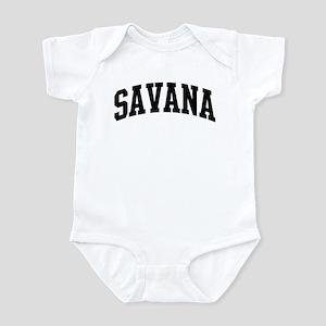 SAVANA (curve) Infant Bodysuit