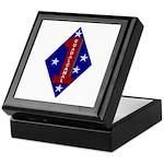 1st Marine Division Keepsake Box