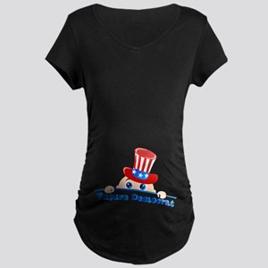 Future Democrat Maternity T-Shirt