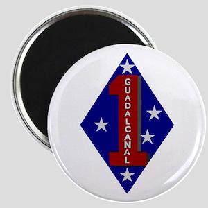 1st Marine Division Magnet