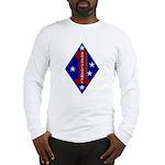 1st Marine Division Long Sleeve T-Shirt