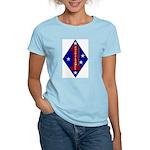 1st Marine Division Women's Light T-Shirt