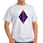1st Marine Division Light T-Shirt